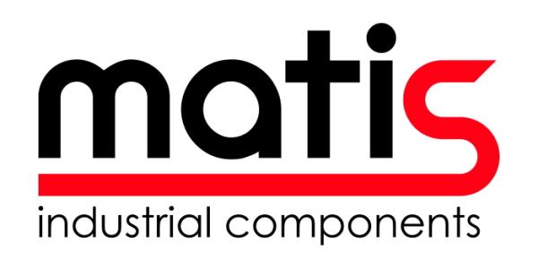 Logo partnera klubu - Matis s.r.o.